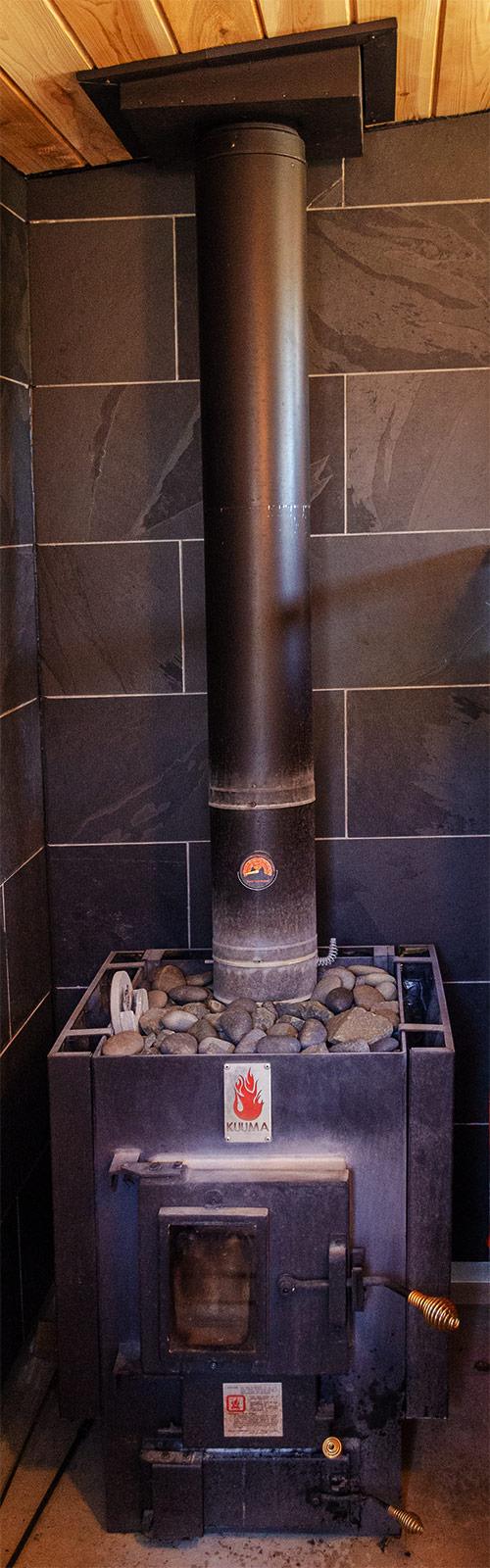 Kuuma Sauna Stove