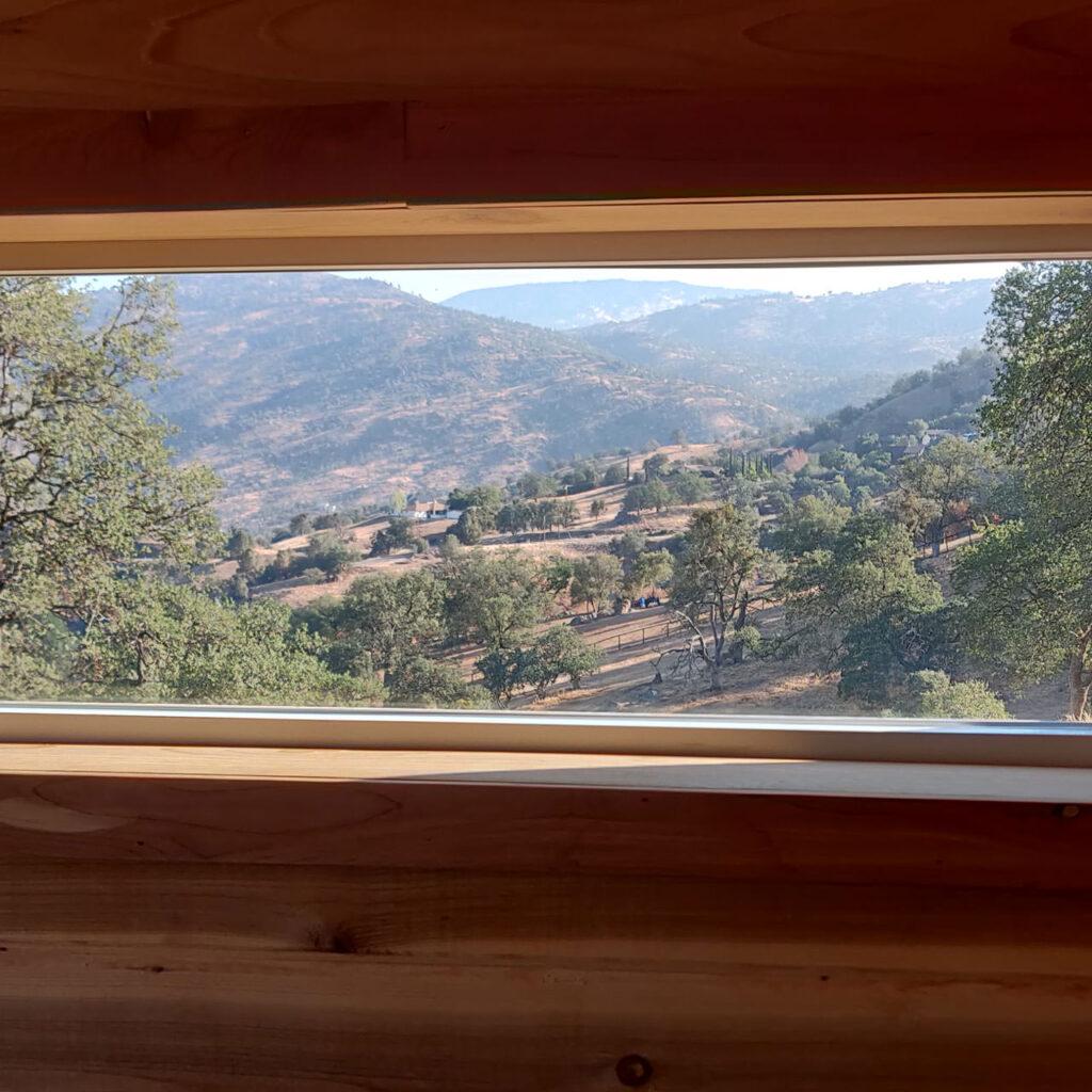 Sauna Views